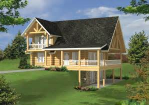 House Plans With Finished Basements Log Home Designs And Floor Plans