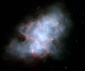 Crab Nebula Infrared - Pics about space