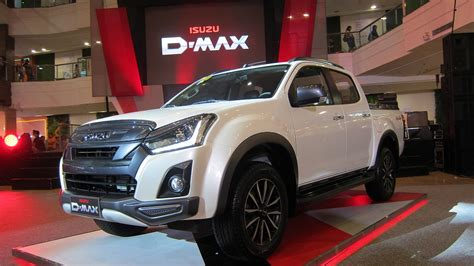 2020 isuzu dmax 2020 isuzu d max ls a specs prices features photos