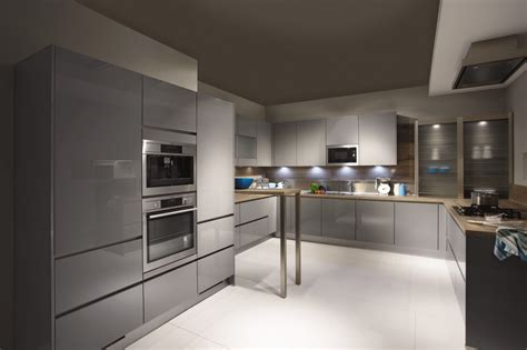 high gloss or semi gloss for kitchen cabinets line n1 affordable german kitchens affordable german 9674