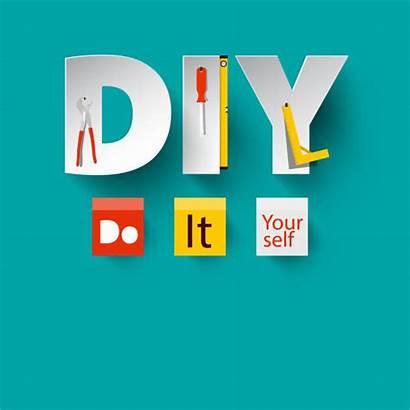 Diy Yourself Vector Illustrations Clip Illustration Graphics