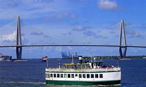 Boat Tours Charleston Sc by Charleston Harbor Tours Of Historic Charleston Sc Boat