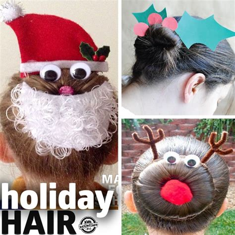 holiday hair ideas fullact trending stories with the