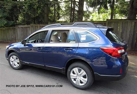 subaru outback touring blue 2016 outback exterior photographs