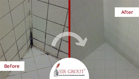 How To Clean Floor Grout In Bathroom by Do You Mold And Mildew In Your Shower See How A Tile