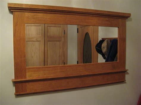 Craftsman Style Bathroom Mirrors by How To Make This Craftsman Mirror Frame Ideas For Our