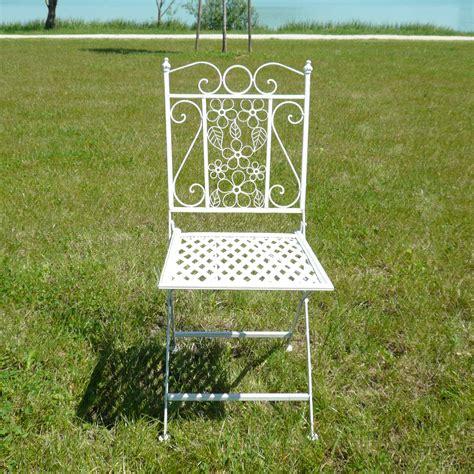 chaises fer forge pas cher salon de jardin fer forge pas cher qaland