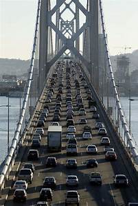 Several lanes of westbound Bay Bridge closed in S.F. due ...