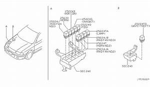 2002 nissan sentra relay nissan parts deal With 2002 nissan sentra fuse box diagram besides nissan sentra wiring
