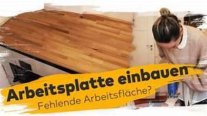 Arbeitsplatte Fenix Ntm : youtube k chenarbeitsplatte arbeitsplatte nach ma ikea k che mit elektroger ten 2 zeilen ~ Frokenaadalensverden.com Haus und Dekorationen