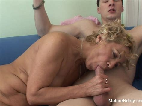 Blonde Granny Gets Cum On Her Tits Free Porn Videos