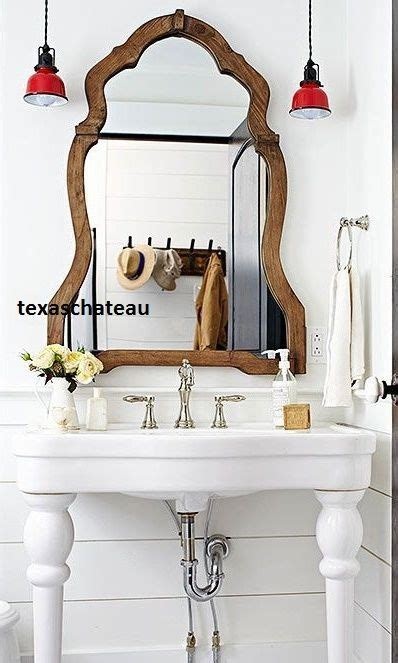 Country Bathroom Mirrors by Best 25 Country Bathroom Mirrors Ideas On