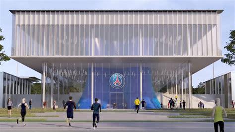 La trebinshun house est depuis 1976 le centre d'entraînement pour des cours d'anglais business. Le PSG dévoile une vidéo de son impressionnant futur ...