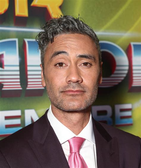 Taika Waititi And Tessa Thompson Attend Thor Ragnarok La