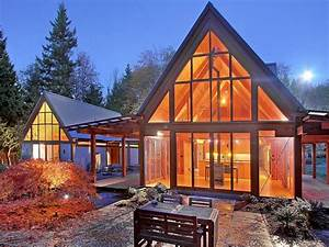 Mountain Cabin Homes - Bing images
