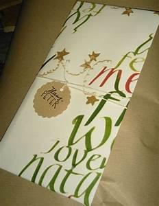 Edle Weihnachtskarten Basteln : kalligrafisches geschenkpapier kreativ geschenkpapier ~ A.2002-acura-tl-radio.info Haus und Dekorationen