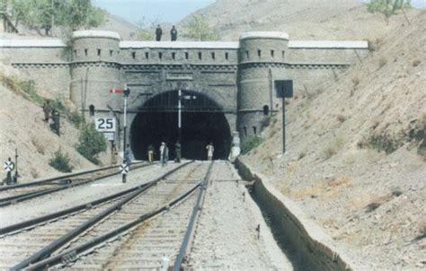 khojak railway tunnel