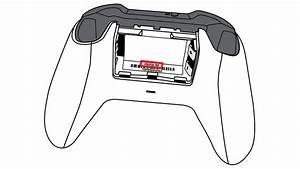 Xbox 360 Controller Circuit Board Diagram