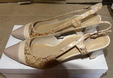 Viola Trixie Nude Shoe Size 40 Auction 0001 2178649 Graysonline Australia