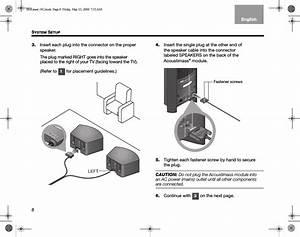 Bose Cinemate Gs Series Ii User Manual