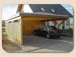 Doppelcarport Mit Abstellraum Seitlich : doppelcarport mit abstellraum ~ Frokenaadalensverden.com Haus und Dekorationen