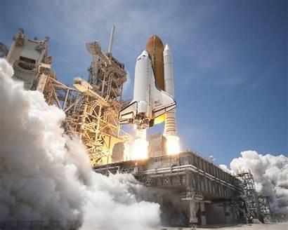 Space Shuttle Raumzeit