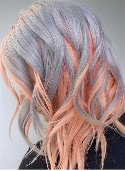 List Different Hair Colors by Best 25 Different Hair Colors Ideas On