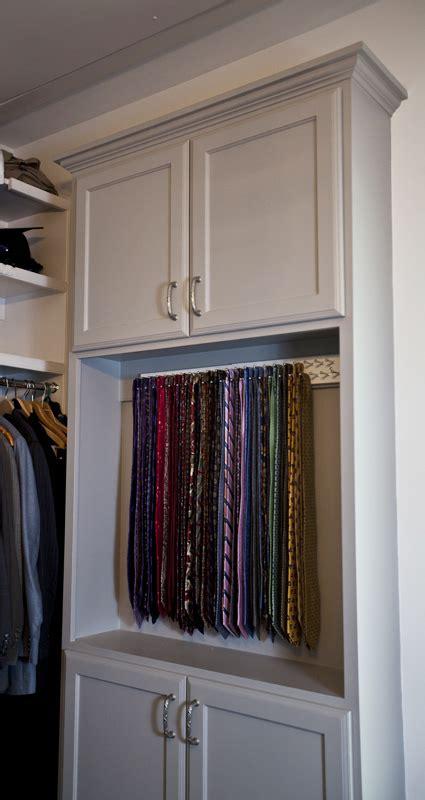 Tie Rack For Closet by Adding Tie Storage Cedar Hill Farmhouse