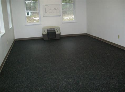Rubber Flooring Tile Ideas For Basement, Gym Or Bathroom