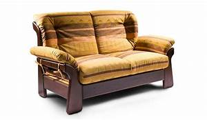 country sofa in solid wood idfdesign With country sofa bed