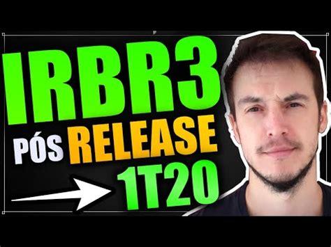 IRBR3   Projeções para as Ações da IRB BRASIL Pós ...