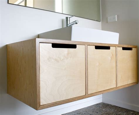 build cabinet doors plywood plywood vanity make furniture my style pinterest
