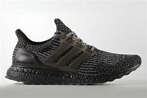 adidas Ultra Boost 3.0 Black Silver BA8923
