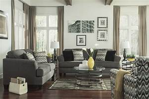 Affordable black and white accent chairs furnishings for Furniture for one room living