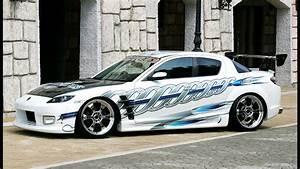 Need For Speed Underground 2 - Mazda Rx-8  Tuning