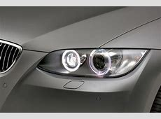 2008 BMW 335i Coupe Headlight Picture Pic Image