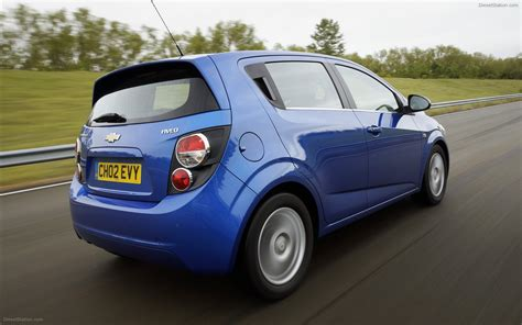 Chevrolet Aveo 2018 Widescreen Exotic Car Picture 19 Of
