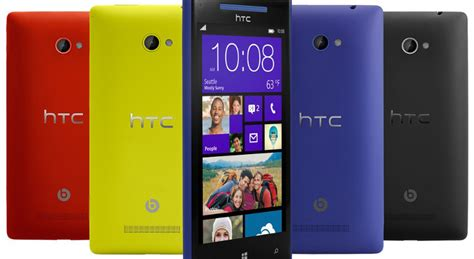 htc 8x r 243 wnież dołączy do test 243 w systemu windows 10 mobile