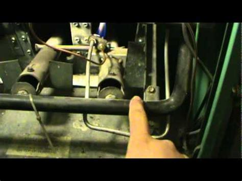 how to turn on pilot light how to turn your furnace pilot light on youtube