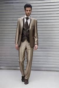 Costume Pour Homme Mariage : costume chocolat homme le mariage ~ Melissatoandfro.com Idées de Décoration