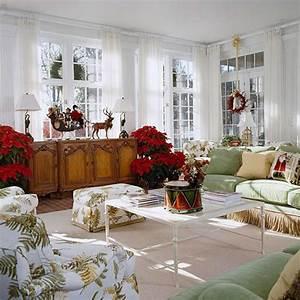 8 ideas para decorar en Navidad tu living