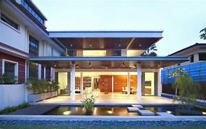 Moderne Innenarchitektur Einfamilienhaus : moderne h user mehr als 160 unikale beispiele ~ Lizthompson.info Haus und Dekorationen