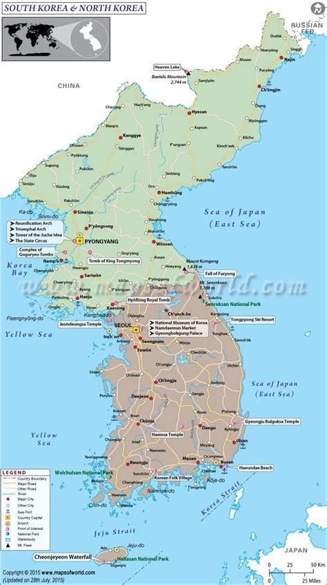 korean peninsula answers
