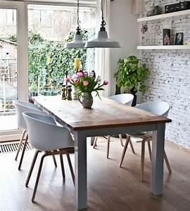 Esszimmerstühle Weiß Holz : esszimmer interieur esszimmerst hle wei hnliche tolle projekte und ideen wie im bild ~ Whattoseeinmadrid.com Haus und Dekorationen