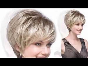 Coiffure Cheveux Court : mod le de coiffure cheveux courts youtube ~ Melissatoandfro.com Idées de Décoration