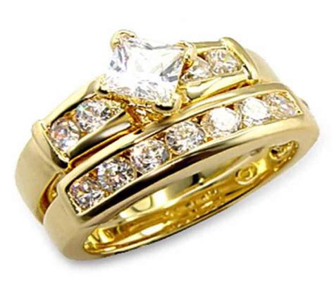 Men's Gold Wedding Bands Declare Yourself Committed With