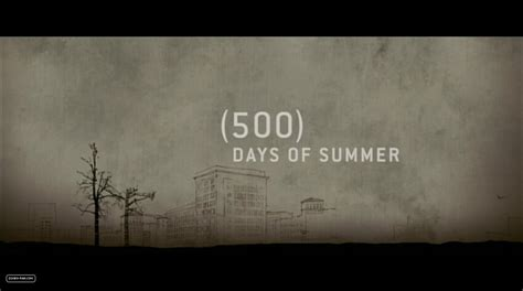 what does the days of summer 500 days of summer zooey deschanel image 9666861 fanpop