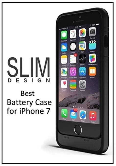 best iphone battery best iphone 7 battery cases power pack to charging
