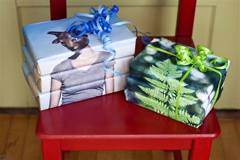 creative ways  wrap birthday presents
