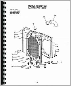 Long 350 Tractor Parts Manual